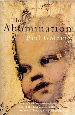 Book cover for Abomination