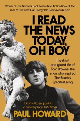 Book cover for I Read the News Today, Oh Boy