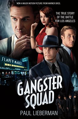 Book cover for The Gangster Squad
