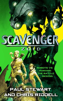 Book cover for Scavenger: Zoid