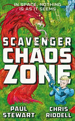 Book cover for Scavenger: Chaos Zone