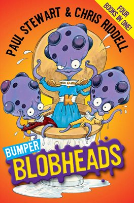 Book cover for Bumper Blobheads