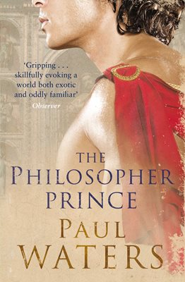 Book cover for The Philosopher Prince