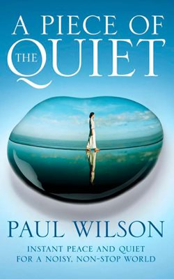 Book cover for A Piece of the Quiet