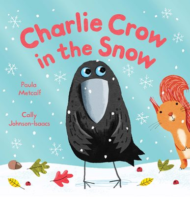Book cover for Charlie Crow in the Snow