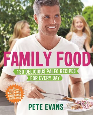 Book cover for Family Food