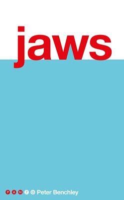 Book cover for Jaws