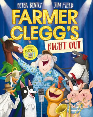 Book cover for Farmer Clegg's Night Out