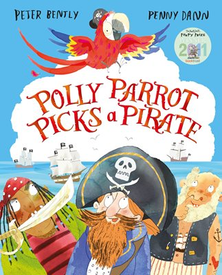 Book cover for Polly Parrot Picks a Pirate