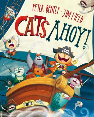 Book cover for Cats Ahoy!