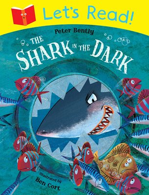 Book cover for Let's Read! The Shark in the Dark