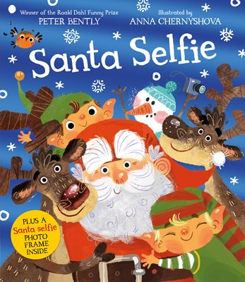 Book cover for Santa Selfie