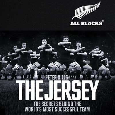 Book cover for The Jersey