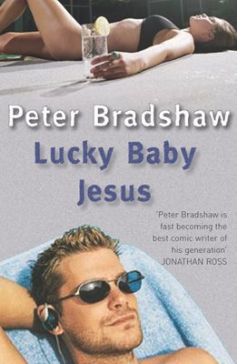 Book cover for Lucky Baby Jesus
