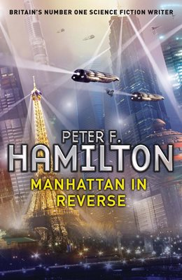 Book cover for Manhattan in Reverse