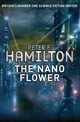 Book cover for The Nano Flower