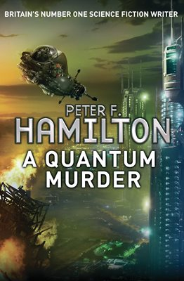 Book cover for A Quantum Murder