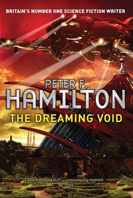 Book cover for The Dreaming Void