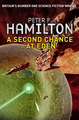 Book cover for A Second Chance at Eden