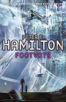 Book cover for Footvote