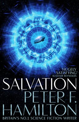 Book cover for Salvation