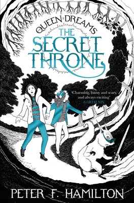 Book cover for The Secret Throne