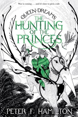Book cover for The Hunting of the Princes