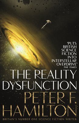 Book cover for The Reality Dysfunction