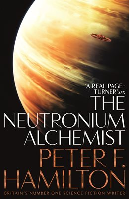 Book cover for The Neutronium Alchemist