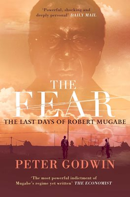 Book cover for The Fear