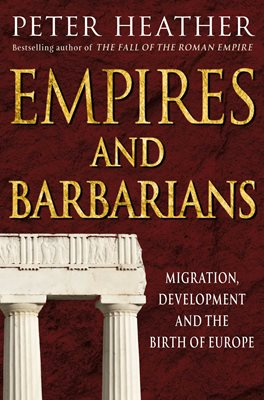 Book cover for Empires and Barbarians