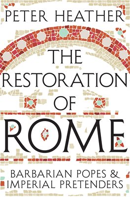 Book cover for The Restoration of Rome