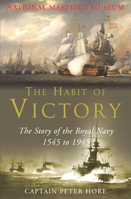 Book cover for The Habit of Victory