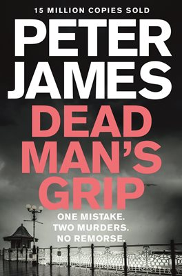 Book cover for Dead Man's Grip