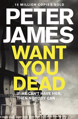 Book cover for Want You Dead