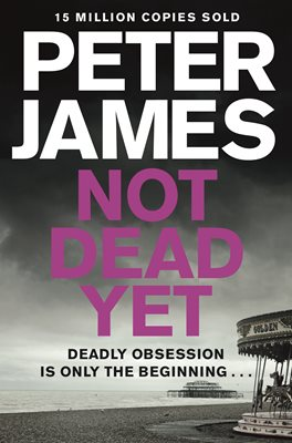 Book cover for Not Dead Yet