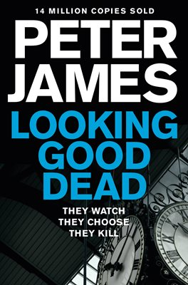 Book cover for Looking Good Dead