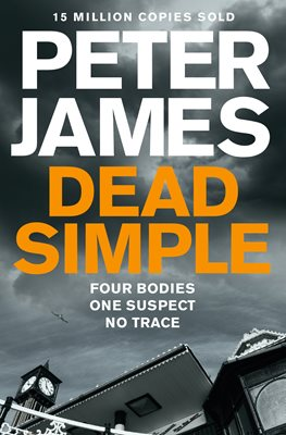 Book cover for Dead Simple