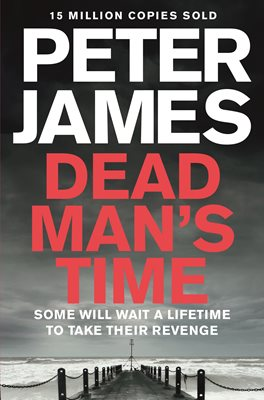 Book cover for Dead Man's Time