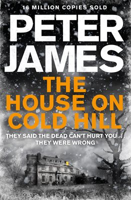 Book cover for The House on Cold Hill