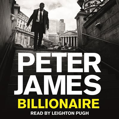Book cover for Billionaire