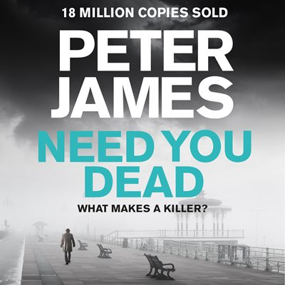 Book cover for Need You Dead