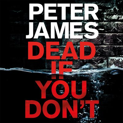 Book cover for Dead If You Don't