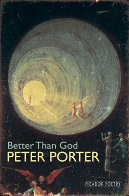 Book cover for Better Than God
