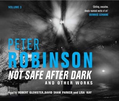 Book cover for Not Safe After Dark Volume Three