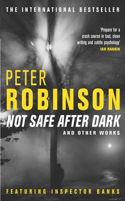 Book cover for Not Safe After Dark