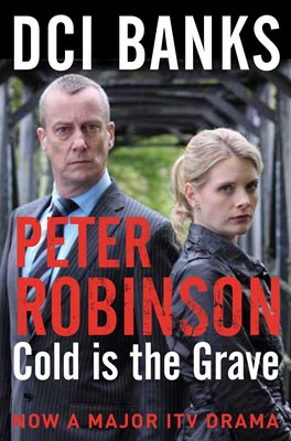 Book cover for DCI Banks: Cold is the Grave