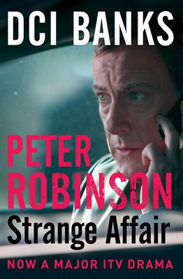 Book cover for DCI Banks: Strange Affair