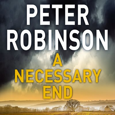 Book cover for A Necessary End