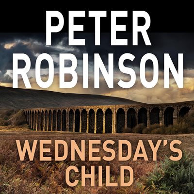 Book cover for Wednesday's Child